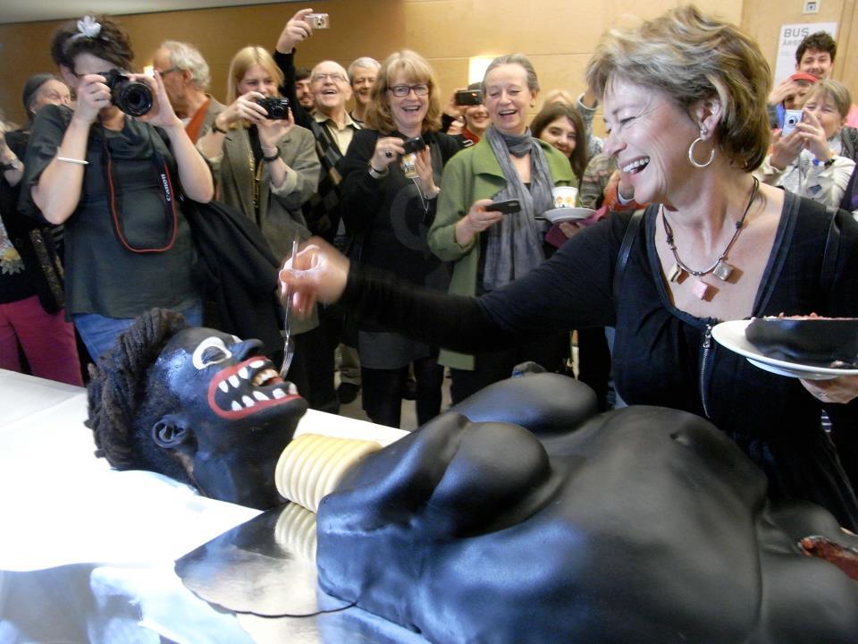 kulturministerns tårta