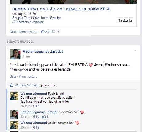 palestinademo