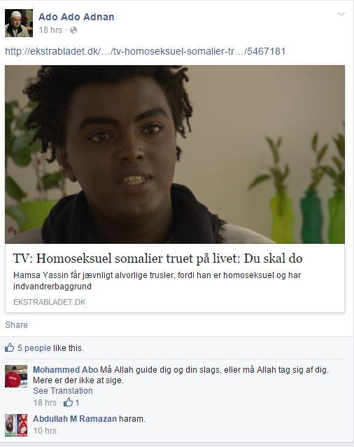homosexualitet Adnan
