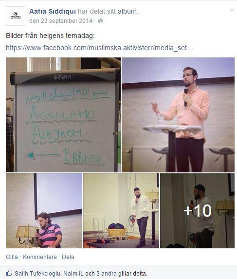 aafia siddique PRISON OUTREACH - 3 bilder
