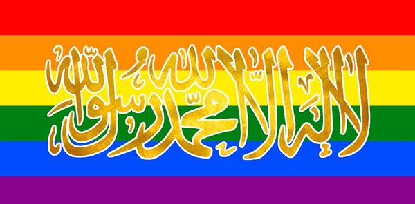 Man kan inte vara muslim och homofob