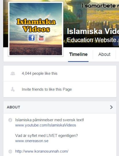 islamska videos Onereason