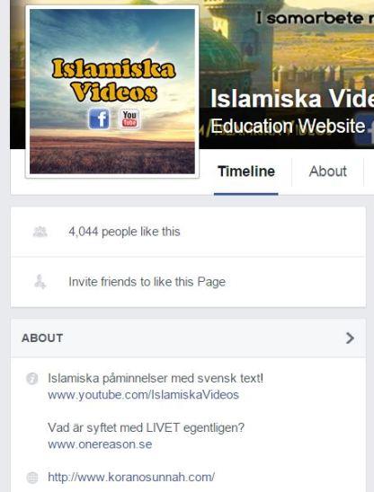 islamska videos Onereason