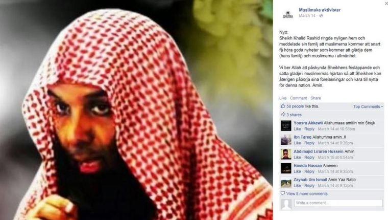 Muslimska aktivister