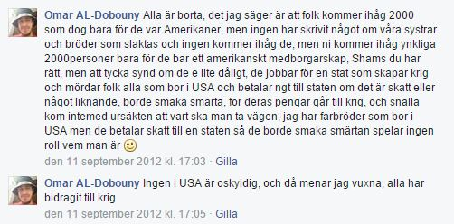 omar al-doubouny (släkt BINT i Ummah Nyh 18e) 911-2.