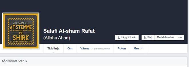 salafi al-sham
