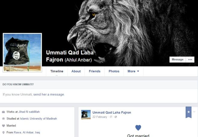 Ummati - svensk IS anhängare3