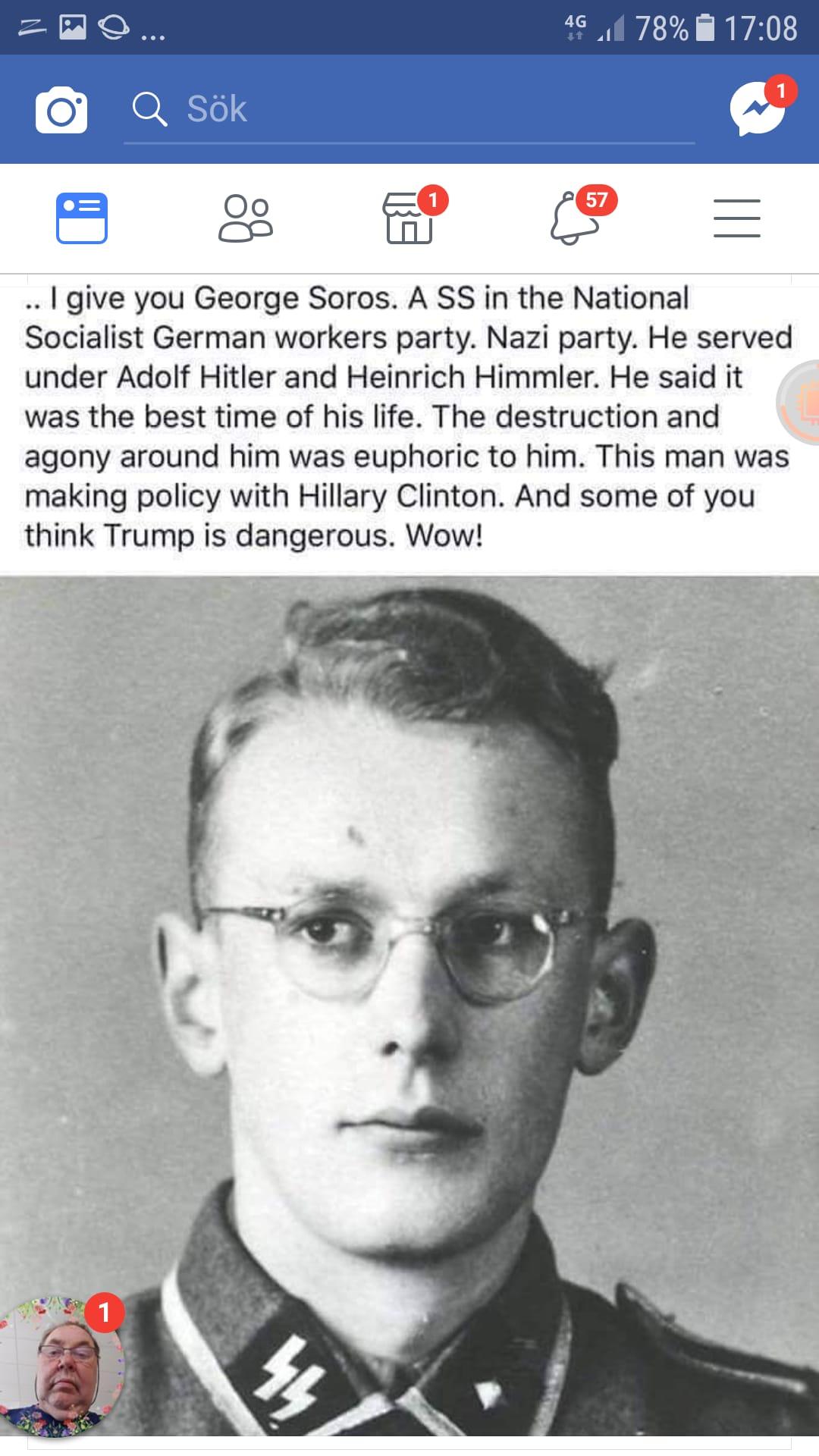 Hitler halsning muslimhat sanning riktig karl